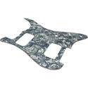 Toronzo Pickguard ST-HH-2PTS-4PLY-Pearl Black