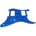 Toronzo Pickguard ST-HH-2PTS-3PLY-Pearl Blue