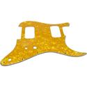 Toronzo Pickguard ST-HH-2PTS-3PLY-Pearl Yellow