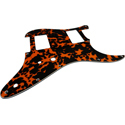 Toronzo Pickguard ST-HH-2PTS-3PLY-Wild Cat Orange