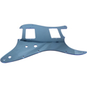 Toronzo Pickguard ST-HH-2PTS-2PLY-Mirror Blue