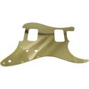 Toronzo Pickguard ST-HH-2PTS-2PLY-Mirror Gold