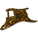 Toronzo Pickguard ST-H-2P-3PLY-Tiger Yellow