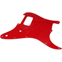 Toronzo Pickguard ST-H-2P-2PLY-Sparkle Red