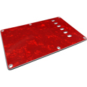 Toronzo Backplate BP-3PLY-Pearl Red