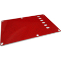 Toronzo Backplate BP-2PLY-Sparkle Red