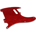 Toronzo Pickguard TE-3PLY-Pearl Red