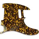 Toronzo Pickguard TE-3PLY-Tiger Yellow