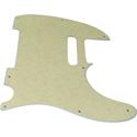 Toronzo Pickguard TE-2PLY-Sparkle Gold