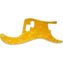 Toronzo Pickguard PB-3PLY-Pearl Yellow