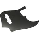 Toronzo Pickguard JB-1PLY-Black Satin