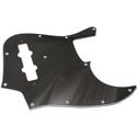 Toronzo Pickguard JB-3PLY-Black