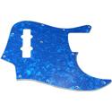 Toronzo Pickguard JB-3PLY-Pearl Blue