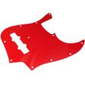 Toronzo Pickguard JB-2PLY-Sparkle Red