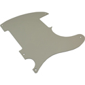 Toronzo Pickguard ESQ-1PLY-Cream