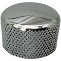 Cupcake Dome Knob Chrome