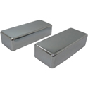 Mini Humbucker covers NH Chrome