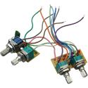 Ibanez TS808 potentiometer set