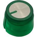 Ibanez TS9 knob 18mm Green
