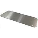 Wah Bottom Plate Stainless Steel
