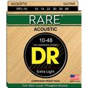 DR RARE Phosphor RPL-10 Acoustic