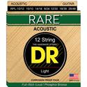 DR RARE Phosphor RPL-10/12 Acoustic