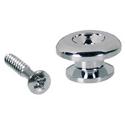 Toronzo Strap Button TZ-17S-Chrome