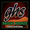 GHS Bright Bronze BB100X/12