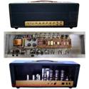 TAD PLEXI JTM45-100 KIT-CAB-WHT