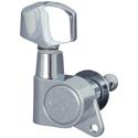 Schaller Machine Head M6 135 3 left/ 3 right Nickel