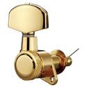 Schaller Machine Head M6 Locking 6 left Gold