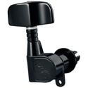 Schaller Machine Head M4 2000 2 left/ 2 right Black
