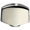 Schaller Guitar-Button 1-SP. Nickel
