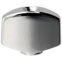 Schaller Guitar-Button 1-SP: Chrome