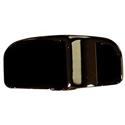 Schaller Machine Head button 21. Bass Ruthenium