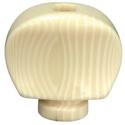 Schaller Machine Head button. Banjo Ivory finish