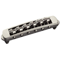 Schaller E-Guitar bridge STM Satin Pearl