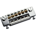 Schaller Guitar bridge 455 Piezo Chrome