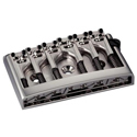 Schaller Guitar bridge 3D-6 Nickel