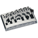 Schaller Guitar bridge 3D-6 Chrome