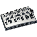 Schaller Guitar bridge 3D-6 Satin Chrome