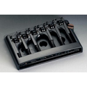 Schaller Guitar bridge 3D-6 Black