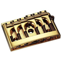 Schaller Guitar bridge 3D-6 Piezo Gold