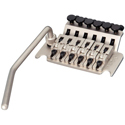 Schaller Tremolo system. 'LockMeister' Satin Pearl