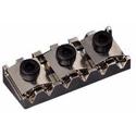 Schaller Tremolo locking nut. R2 Nickel