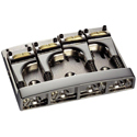 Schaller Bass bridge 3D-4 Piezo 4-string Nickel