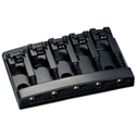 Schaller Bass bridge 3D-5 5-string Black