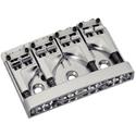 Schaller Bass bridge 3D-8 8-string Chrome