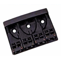 Schaller Bass bridge 3D-8 8-string Ruthenium