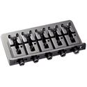 Schaller Bass bridge 2000 5-string Ruthenium